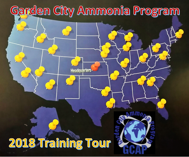 2018 Training Tour